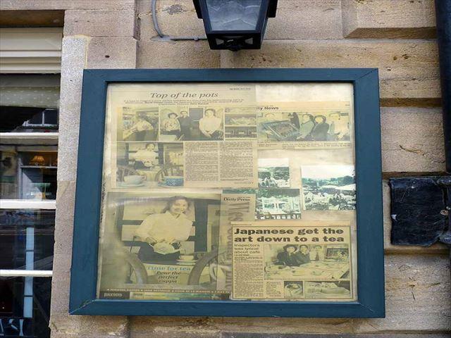 【連載】ウィンチカムの街に英国ティールーム「ジュリス」が戻ってきた!