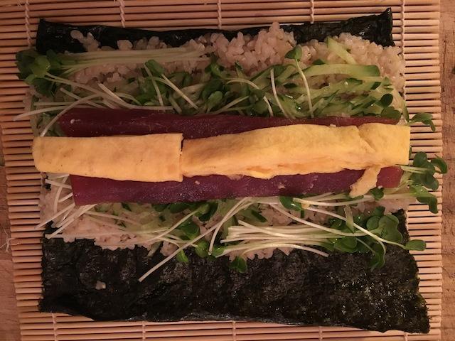 【シェフ直伝レシピ】アイデアのり巻きレシピ