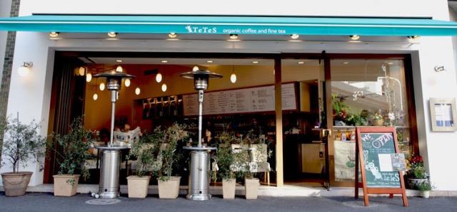 プチリッチな気分を味わいたいときにおすすめ!六本木の大人カフェ・5選