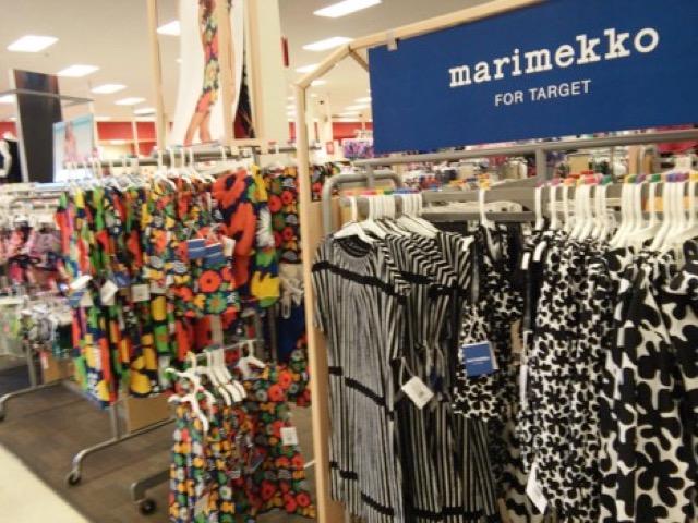 【アメリカ】 Target と marimekkoのコラボアイテム