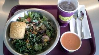 サラダが主役のレストラン「サラタ」