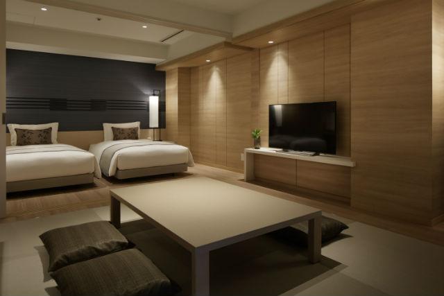 1年に1度の大切な日に泊まりたい、全室から夜景が見渡せる贅沢温泉宿
