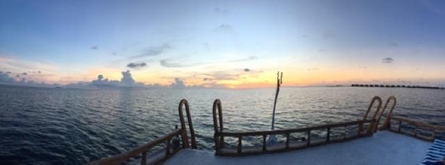 日本人が知らないモルディブ。一生に一度は見たい、海と夕日だけの世界