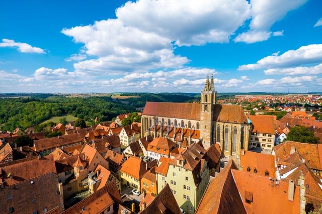 【連載】海外一人旅!初心者・女性にもおすすめの国はどこ?/第4回「ドイツ・ロマンティック街道でメルヘンの世界へ」