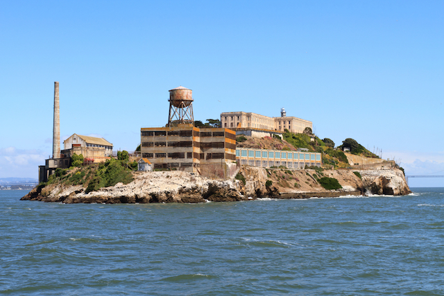 一度入ると出られない・・・サンフランシスコの監獄島の実態に迫る!