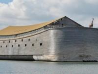 聖書の世界が実現!原寸大「ノアの箱舟」がブラジル目指して出港予定