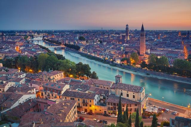 恋が叶っちゃうかもしれない?!ロミオとジュリエットの町、ヴェローナ