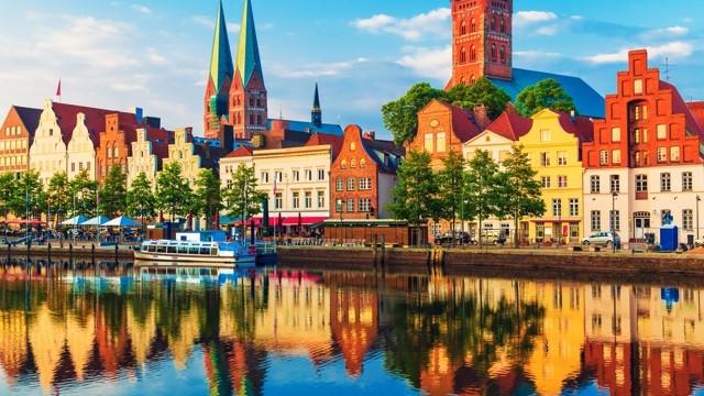 北欧を想わせる街並み。北ドイツ世界遺産の街「ハンザの女王」リューベック