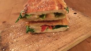 【シェフ直伝】イタリアで食べた思い出の海老パニーニを再現してみた