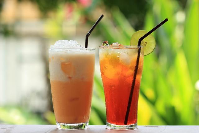 【連載】暑い日にゴクゴク飲みたい、タイの極上アイスミルクティー
