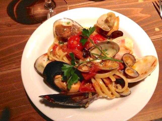 一度は行きたい!都内屈指の超人気イタリア料理店「築地 パラディーゾ」