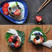 世界中のインスタグラムで人気の「寿司ドーナツ」って知ってる?