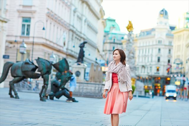 海外一人旅!初心者・女性にもおすすめの国はどこ?/第9回「中世香るオーストリアで文化と芸術に酔いしれる」