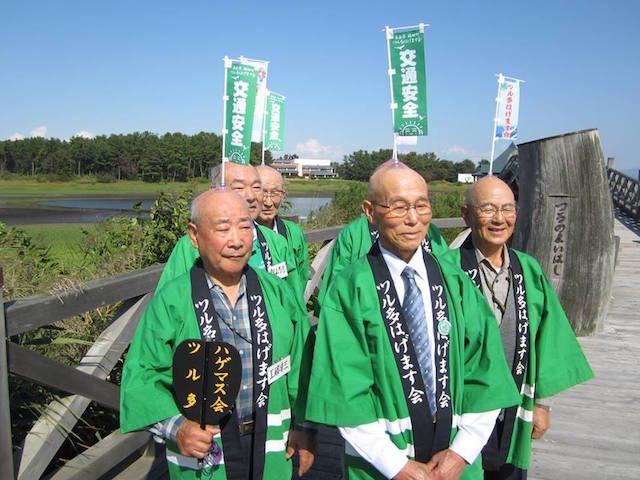 JR東日本のCMロケ地 心に残る「鶴の舞橋」