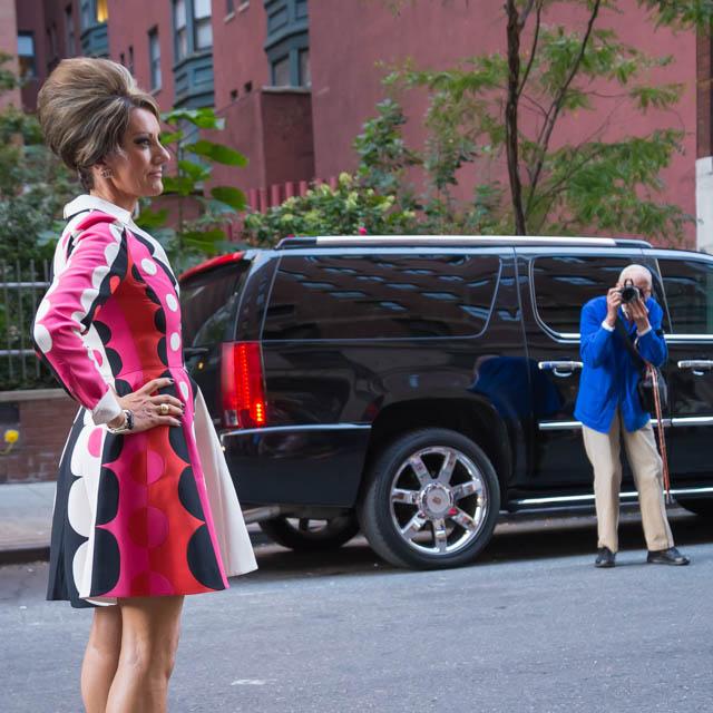「私たち誰もが彼のためにお洒落したの」とヴォーグ編集長に言わせた、ファッション・フォトグラファー