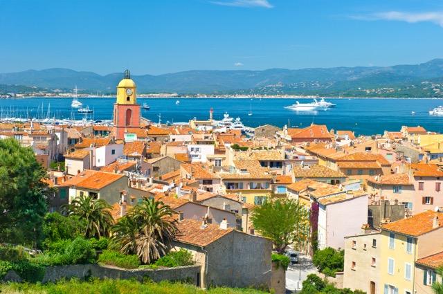 フランスの人気のリゾート地5選