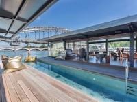 【パリ】セーヌ川に浮かぶ、パリ初の水上ホテル