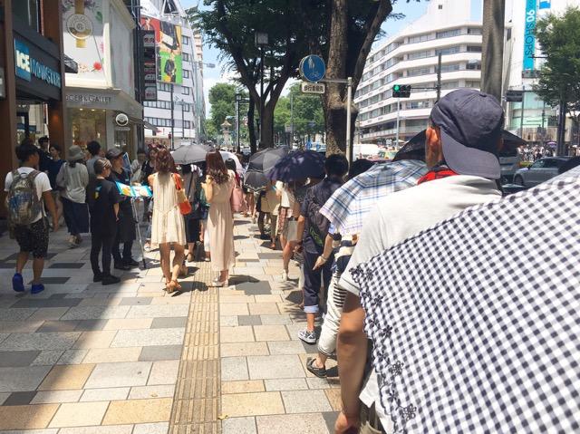 【行列に並んでみた!】明治神宮前駅すぐ・台湾の人気かき氷「ICE MONSTER」