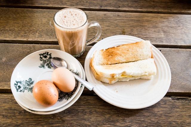 【気になる世界の朝ごはん】甘党も塩味派も大満足! シンガポール編