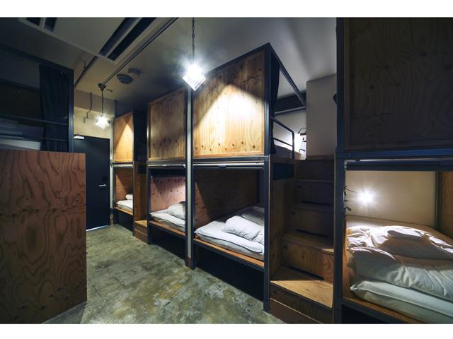 【八丁堀】東京の夜を遊びつくす!アクティブ派のためのホステルがオープン