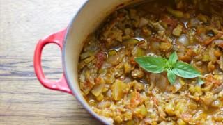 フランス夏の定番料理 ラタトゥイユのレシピとそのアレンジ