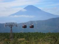 営業再開!箱根ロープウェイに乗って地球のダイナミックな活動を見に行こう