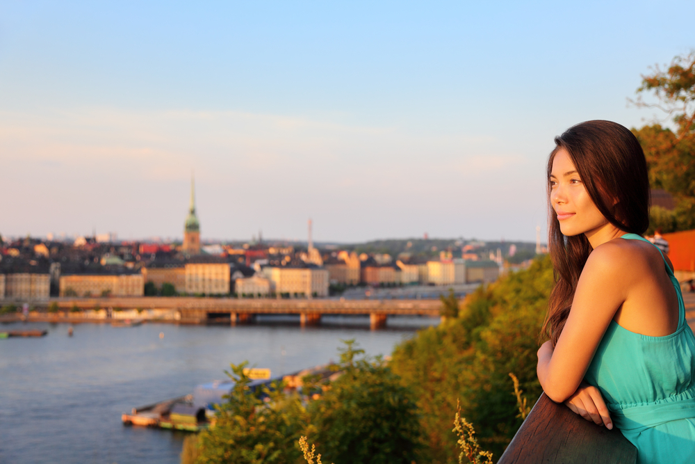 【連載】海外一人旅!初心者・女性にもおすすめの国はどこ?/第15 回「水の都ストックホルムで過ごす洗練された大人の休日」