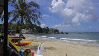 中心部から日帰りOK!人気のリゾート地「下長沙ビーチ」で香港の海を満喫