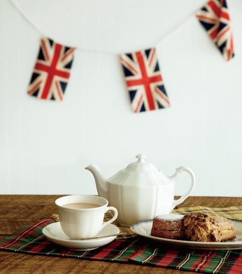 イギリスに旅した気分で楽しめる秋のアフタヌーンティーフェア