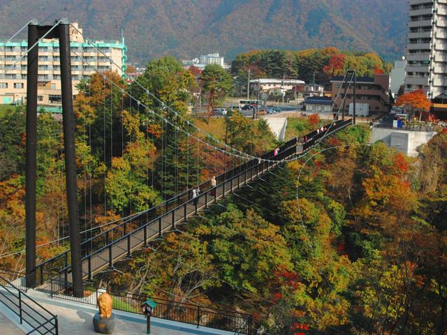 【日光鬼怒川】紅葉×温泉の最強コラボもあり!秋の絶景巡りの旅