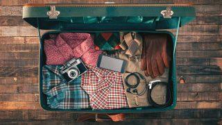スーツケースはサムソナイトで胃腸薬は?旅人が愛用する旅道具ジャンル別No.1は