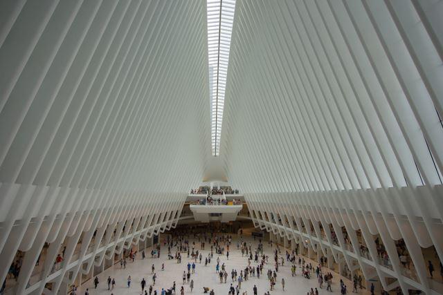 【ニューヨーク現地取材】911から15年 ワールドトレードセンターの現在