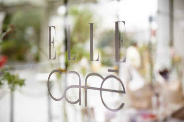 雑誌「ELLE」の世界観そのまま!心も体もキレイになれる「ELLE cafe」