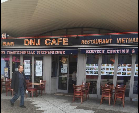 【パリ】パリの中華街のレストランで下手なフランス語を使って注文してみる