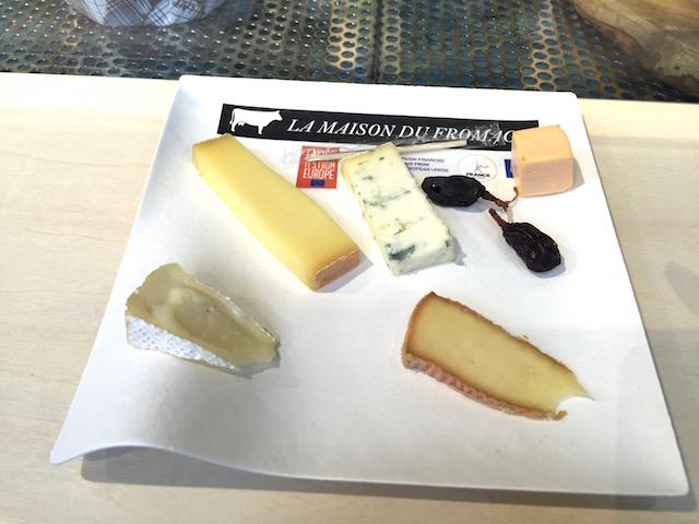 【11月7日まで】 ヨーロッパ産チーズを無料で食べて学べる都内イベント「ラ・メゾン・デュ・フロマージュ」