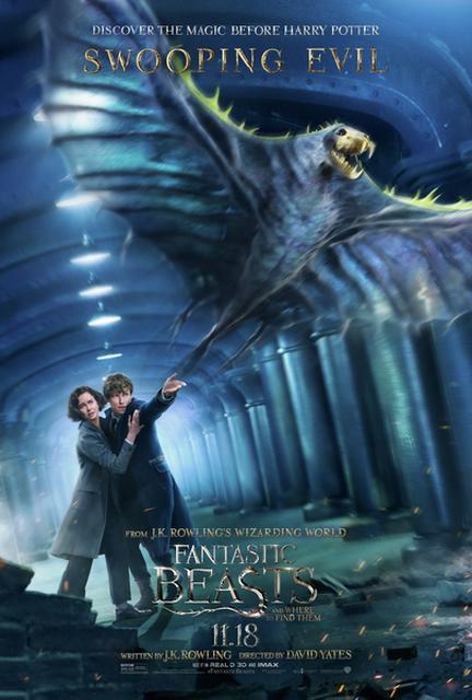 ハリポタ新章『ファンタビ』気になる見どころと可愛い魔法動物4選