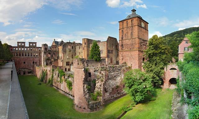 在住者おすすめ!ドイツの魅力が凝縮された古城の街ハイデルベルクが素敵すぎる
