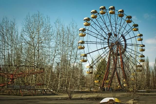 世界中を揺るがした「チェルノブイリ原子力発電所」