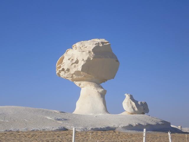 まさにオアシス!エジプトで見つけた「満天の星空」が見られる秘境スポット