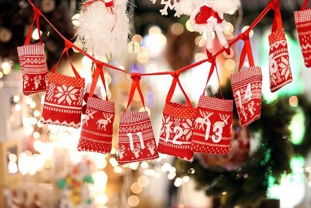 クリスマスまでのカウントダウン! 気分を上げるアドベントカレンダー9選