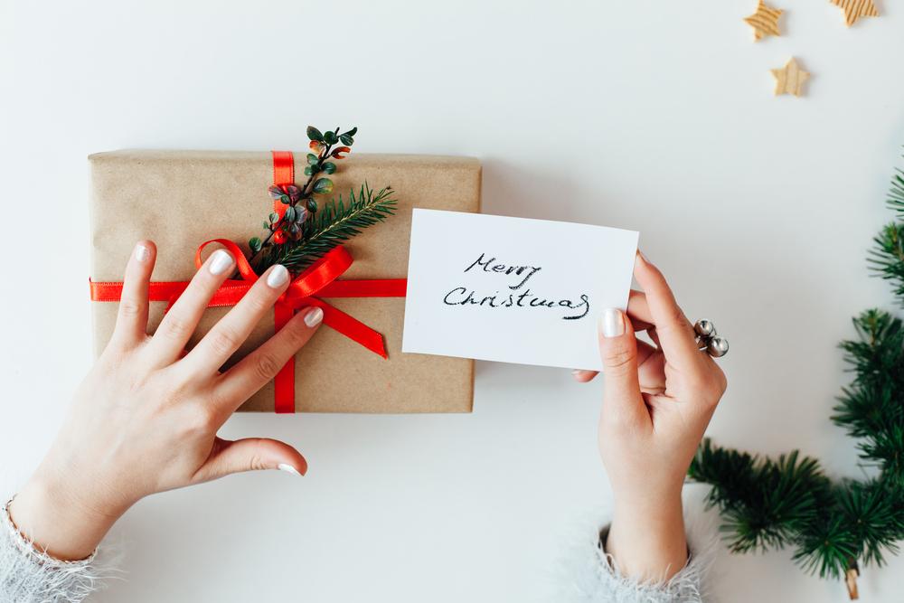 女子友から評価が上がる、パケ買いのお洒落なクリスマス・プレゼント