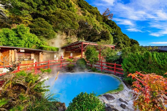 別府は2位「2016年の人気温泉ランキング」3年連続NO.1の温泉地とは