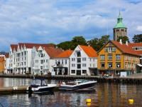 ノルウェー第4の都市、北海油田の基地として栄えるスタヴァンゲル