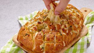 おもてなしにも!SNSでも人気のちぎりパン「プルアパートブレッド」レシピ