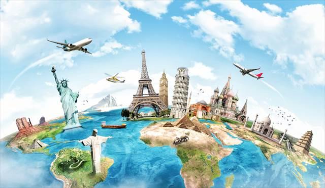 3位はサグラダ・ファミリア【日本人に人気の海外観光地】1位は世界遺産の・・・