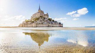 フランス世界遺産・モンサンミッシェルを訪れたいの5つの魅力