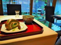 極上の隠れ家で絶品抹茶スイーツを!京都・丸久小山園 西洞院店 茶房「元庵」