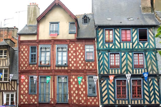 フランス・ブルターニュ地方の街レンヌを訪れたいの5魅力