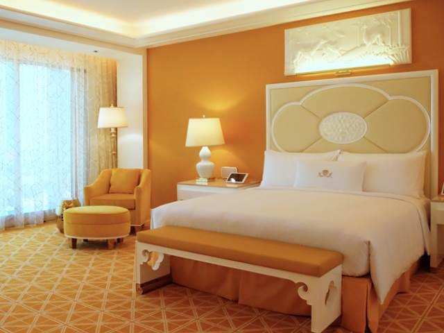 豪華だけじゃない!五感を刺戟する独創的なホテル 「ウィン・パレス」