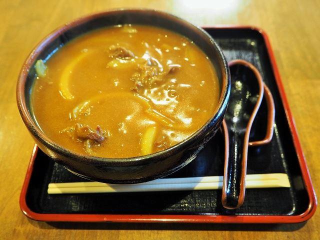 極旨お肉がたまらない!京都・南禅寺近くのカレーうどんの名店「日の出うどん」